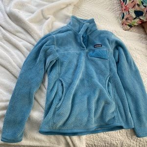 EUC Patagonia re tool snap t pullover